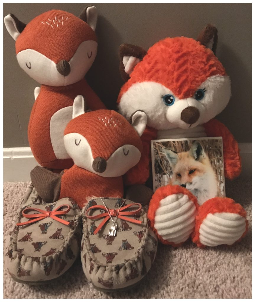 A Whole Lot of Fox!